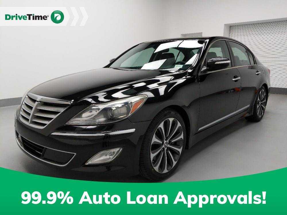 Hyundai Genesis 2012 $13695.00 incacar.com