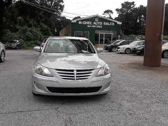 Hyundai Genesis 2012 $10600.00 incacar.com