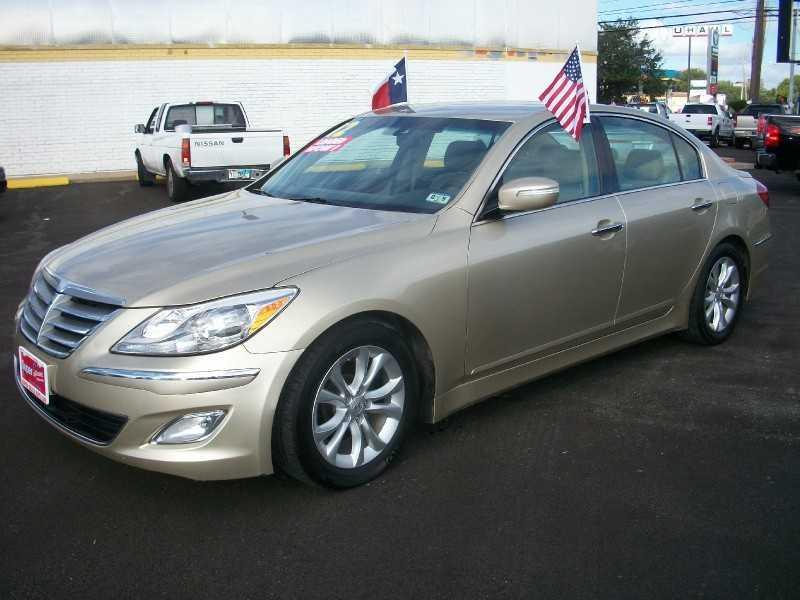 Hyundai Genesis 2012 $10887.00 incacar.com