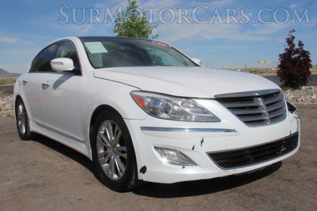 Hyundai Genesis 2014 $4950.00 incacar.com