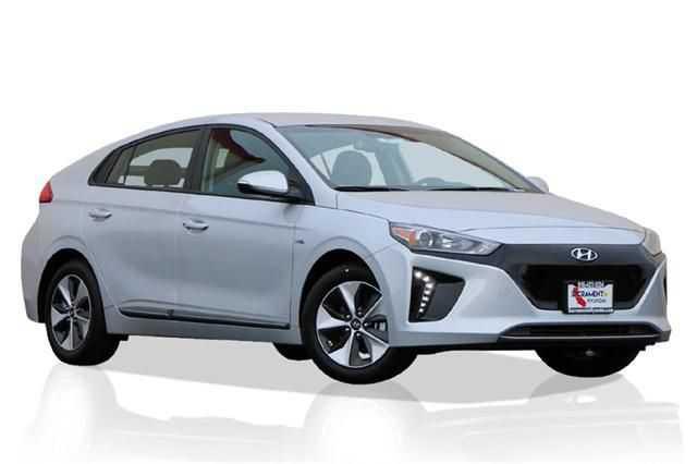 Hyundai Ioniq 2019 $31235.00 incacar.com