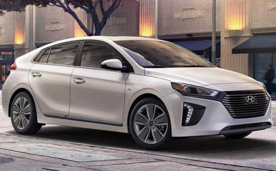 Hyundai Ioniq 2018 $23665.00 incacar.com