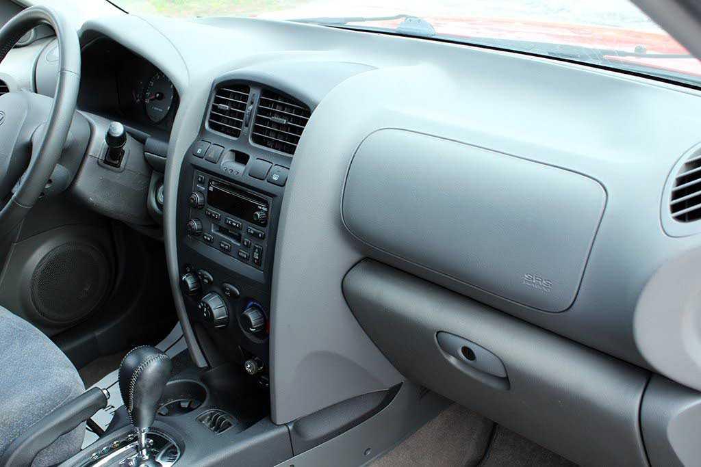 Hyundai Santa Fe 2004 $4249.00 incacar.com
