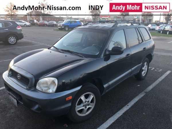 Hyundai Santa Fe 2004 $2500.00 incacar.com