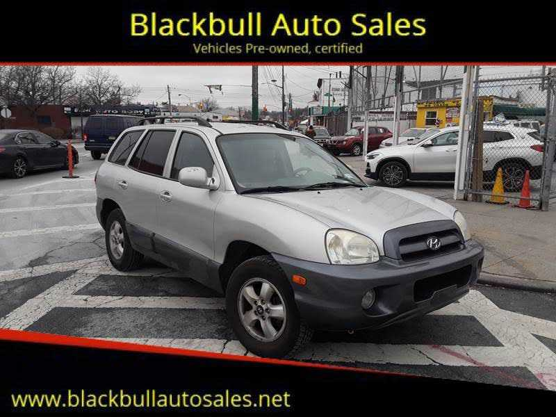 Hyundai Santa Fe 2005 $1500.00 incacar.com