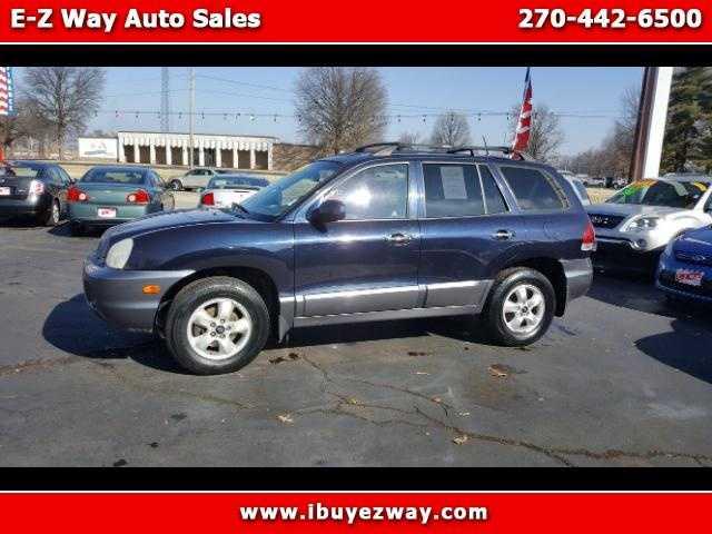 Hyundai Santa Fe 2005 $5995.00 incacar.com