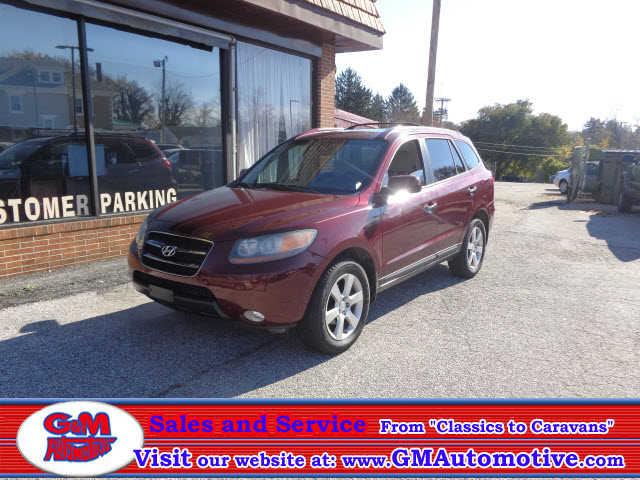 Hyundai Santa Fe 2007 $9638.00 incacar.com