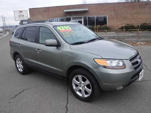 Hyundai Santa Fe 2007 $4295.00 incacar.com