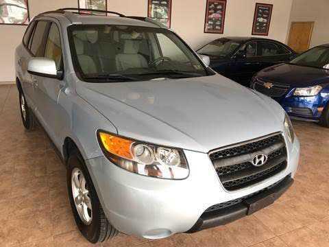 Hyundai Santa Fe 2007 $6900.00 incacar.com