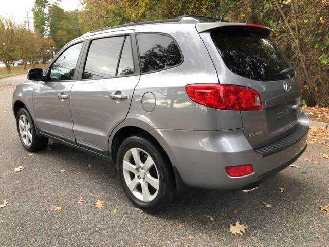 Hyundai Santa Fe 2008 $6490.00 incacar.com