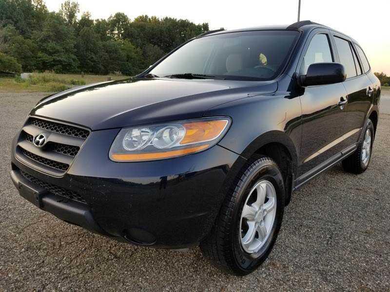 Hyundai Santa Fe 2008 $2900.00 incacar.com