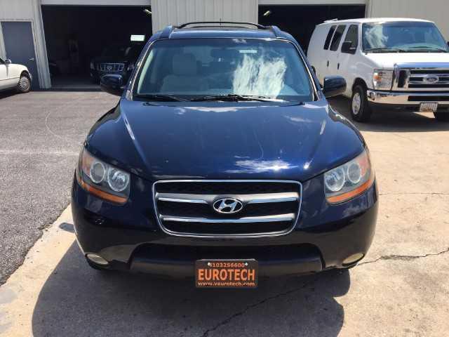Hyundai Santa Fe 2008 $8495.00 incacar.com