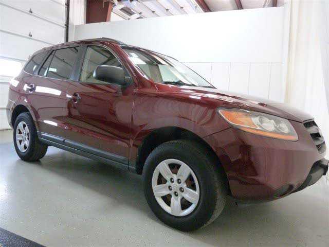 Hyundai Santa Fe 2009 $6495.00 incacar.com