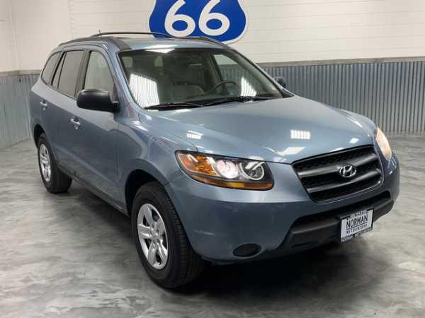 Hyundai Santa Fe 2009 $6900.00 incacar.com