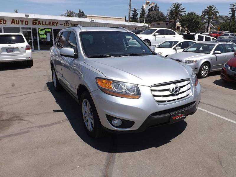 Hyundai Santa Fe 2011 $9800.00 incacar.com