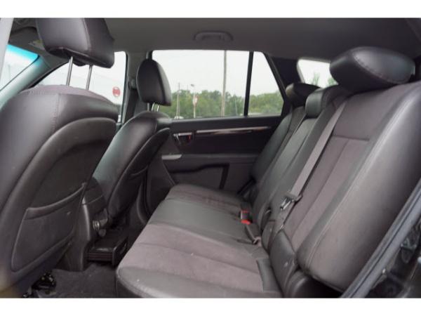 Hyundai Santa Fe 2011 $2972.00 incacar.com