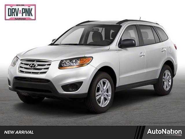 Hyundai Santa Fe 2012 $9913.00 incacar.com