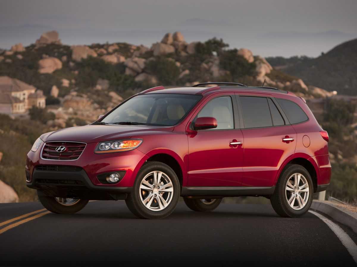 Hyundai Santa Fe 2012 $11999.00 incacar.com