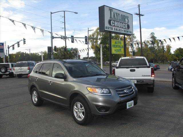 Hyundai Santa Fe 2012 $10998.00 incacar.com