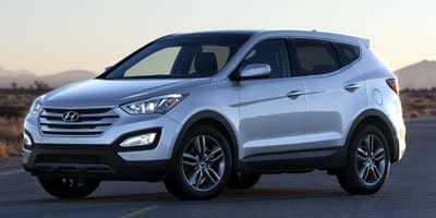 Hyundai Santa Fe 2013 $16995.00 incacar.com