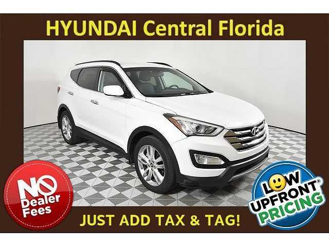 Hyundai Santa Fe 2013 $12500.00 incacar.com