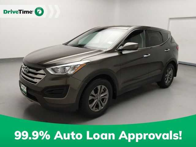Hyundai Santa Fe 2013 $14995.00 incacar.com