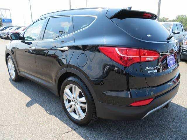 used Hyundai Santa Fe 2014 vin: 5XYZUDLA3EG157627
