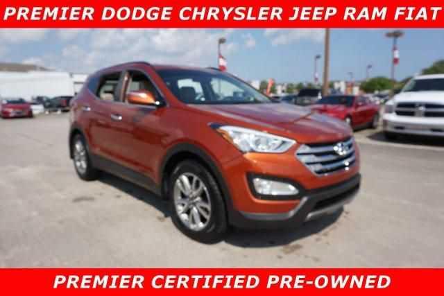 Hyundai Santa Fe 2014 $18800.00 incacar.com