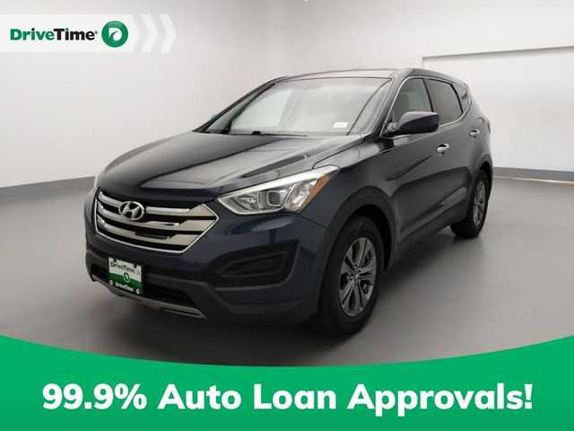Hyundai Santa Fe 2014 $15195.00 incacar.com