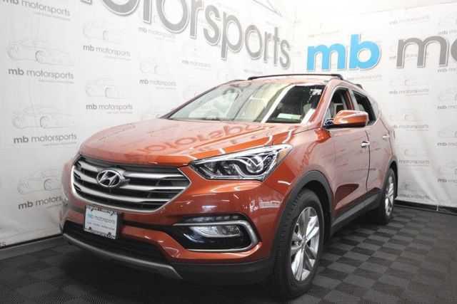 Hyundai Santa Fe 2017 $22495.00 incacar.com