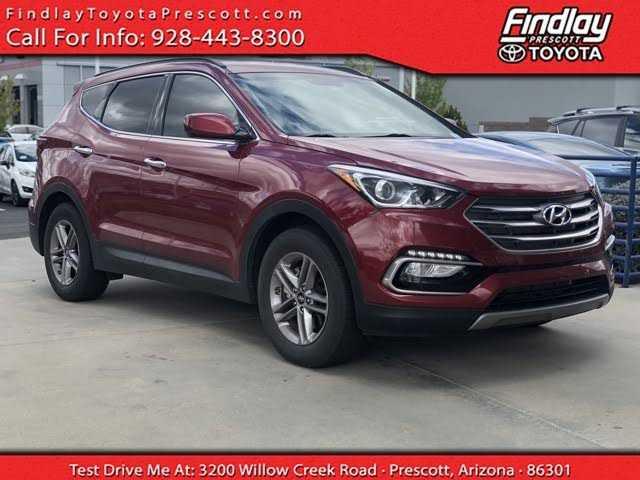 Hyundai Santa Fe 2017 $19700.00 incacar.com
