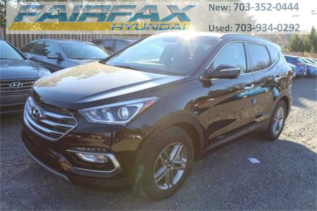 Hyundai Santa Fe 2017 $27565.00 incacar.com