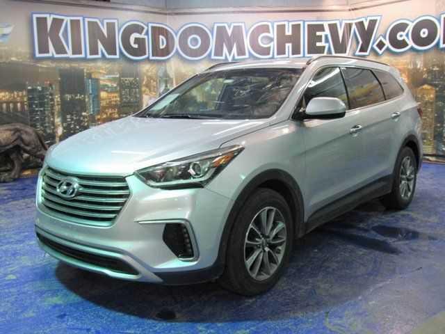 Hyundai Santa Fe 2017 $14505.00 incacar.com