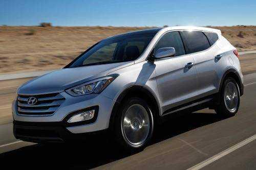 Hyundai Santa Fe 2017 $30220.00 incacar.com