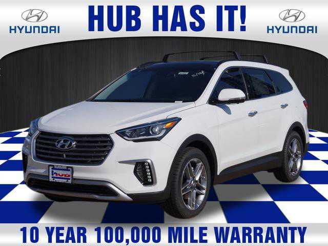 Hyundai Santa Fe 2017 $40435.00 incacar.com