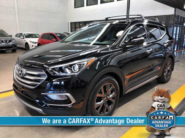 Hyundai Santa Fe 2017 $26650.00 incacar.com