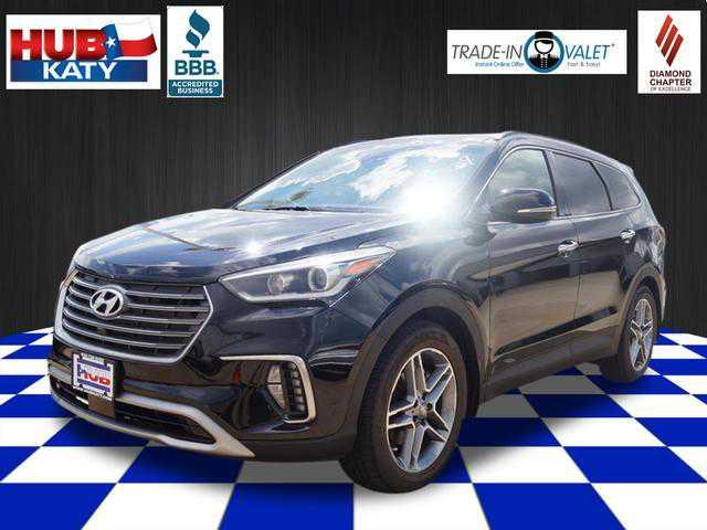 Hyundai Santa Fe 2017 $42515.00 incacar.com