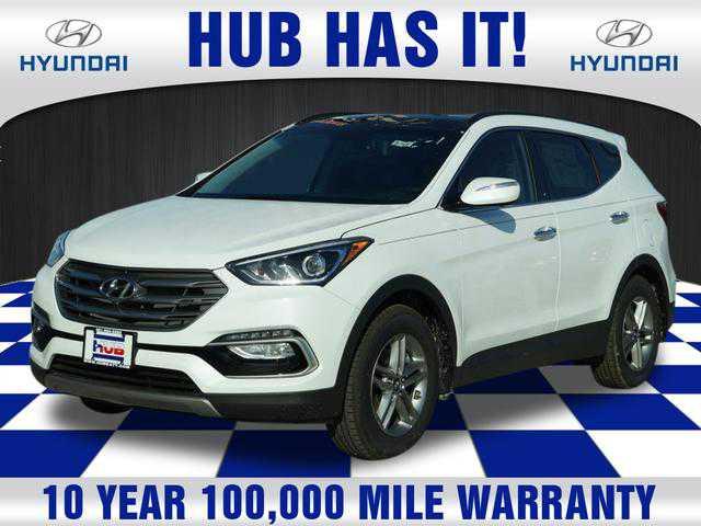 Hyundai Santa Fe 2017 $35655.00 incacar.com