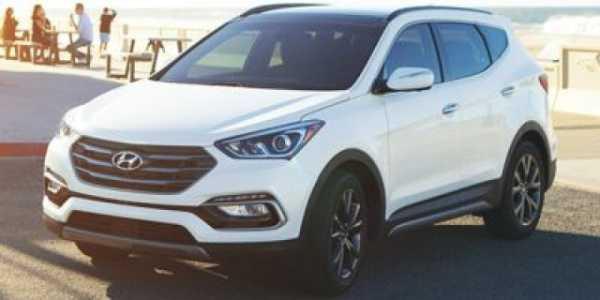Hyundai Santa Fe 2018 $40435.00 incacar.com