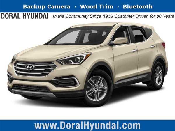 Hyundai Santa Fe 2018 $28515.00 incacar.com