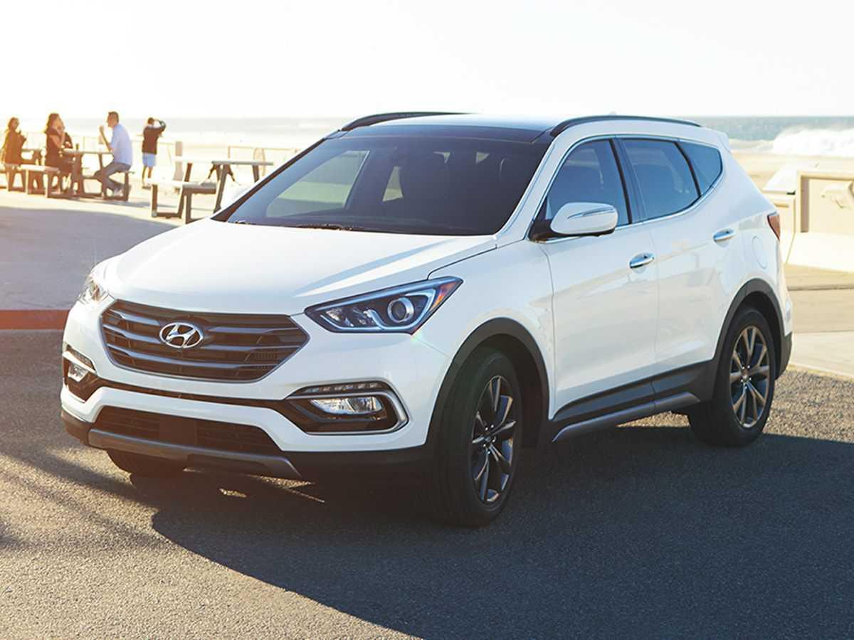 Hyundai Santa Fe 2018 $19999.00 incacar.com