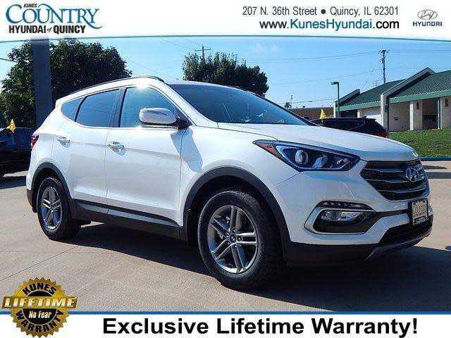 Hyundai Santa Fe 2018 $28090.00 incacar.com