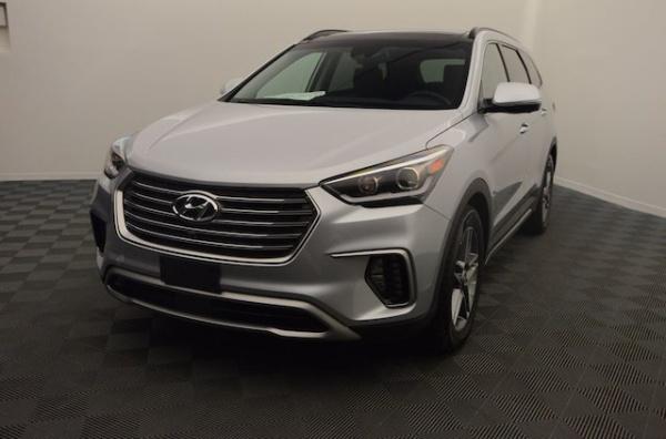 Hyundai Santa Fe 2018 $39900.00 incacar.com