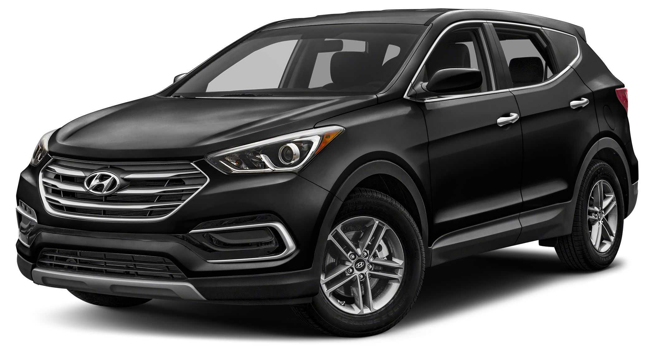 Hyundai Santa Fe 2018 $29877.00 incacar.com