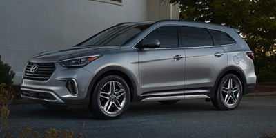 Hyundai Santa Fe 2018 $42315.00 incacar.com