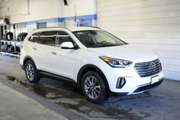 Hyundai Santa Fe 2019 $32099.00 incacar.com