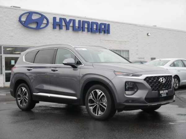 Hyundai Santa Fe 2019 $34039.00 incacar.com