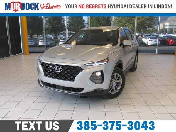 Hyundai Santa Fe 2019 $27695.00 incacar.com