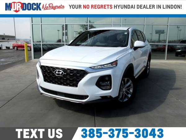 Hyundai Santa Fe 2019 $29350.00 incacar.com