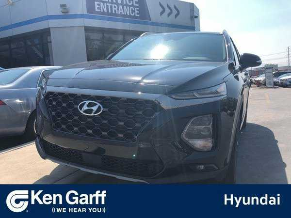 Hyundai Santa Fe 2019 $29655.00 incacar.com